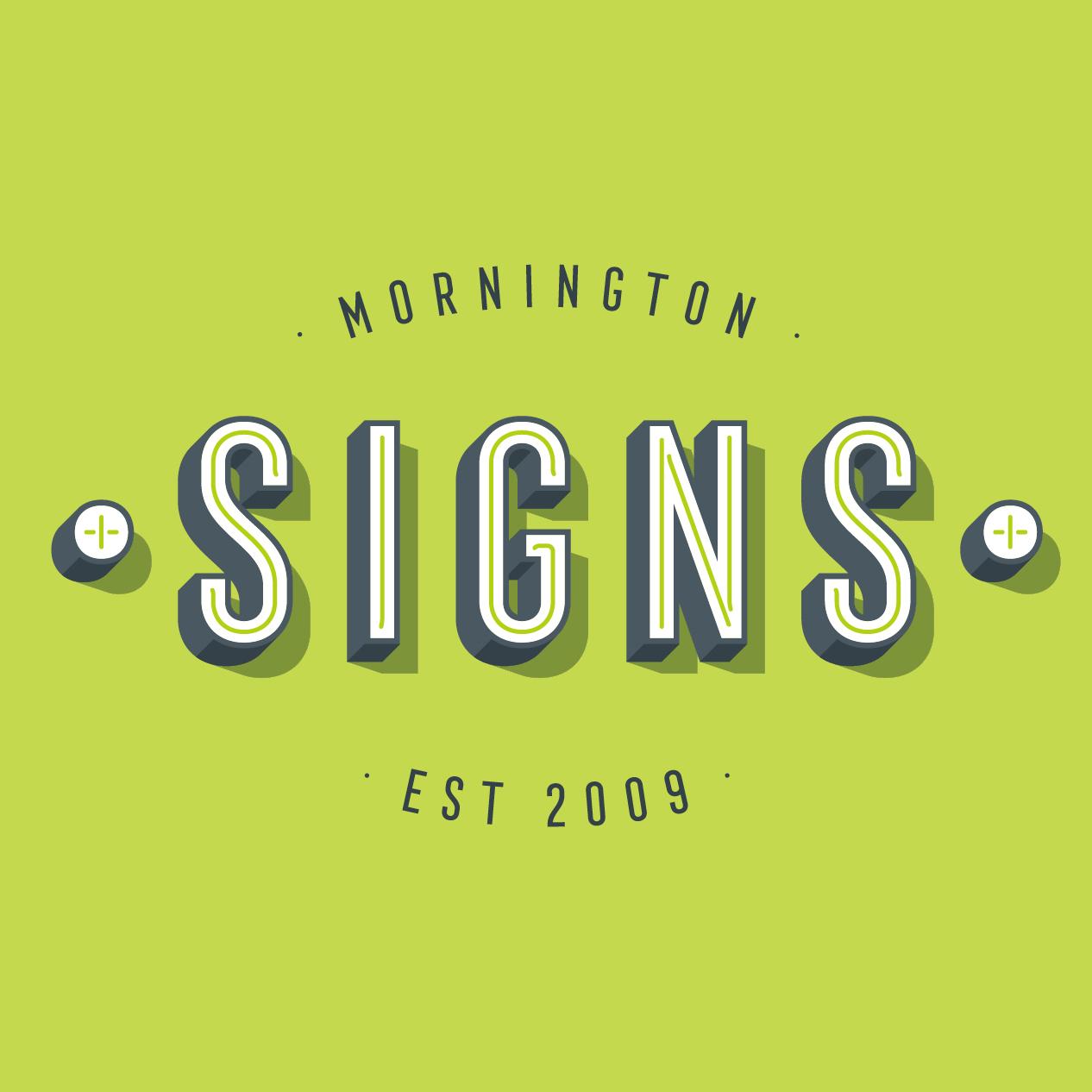 Mornington Signs